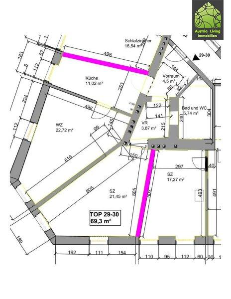 Altbau Ertsbezug--Smart Home-Living /  / 1050Wien / Bild 6
