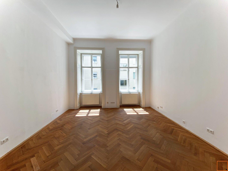 Wohnzimmer ca. 27 m²