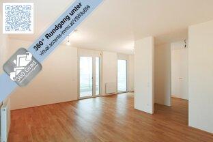 Für Familien oder Paare! - Gut geschnittene 3 Zimmer Wohnung mit großem Balkon!