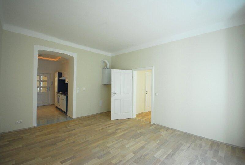 Wohnung in Einkaufsstraße - genau in der Mitte - Mariahilfer Straße TOP 8