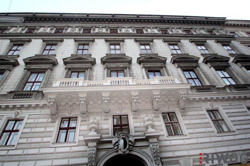 Schöne DG-Wohnung im Herzen der Wiener Innenstadt, Terrasse, Ruhelage /  / 1010Wien / Bild 7