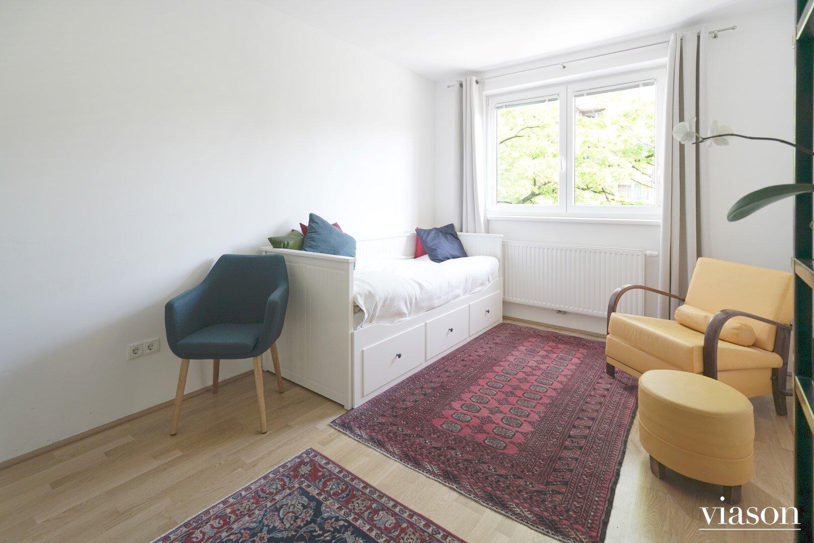 Schlafzimmer Hütteldorfer Straße