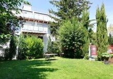 Einzigartige 4-Zimmer-Dachmaisonette mit Terrasse + Panorama-Dachterrasse + Eigengarten (optional) + Garagen- + Stellplatz (beide optional)