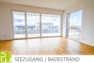 Exklusives Wohnen am See mit Badestrand - Hochwertige Ausstattung | Provisionsfrei !!