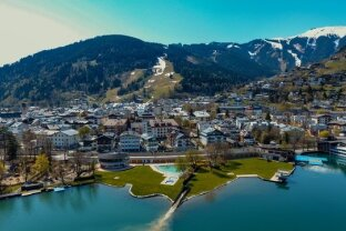 5700 Zell am See - Apartment with a view of Lake Zell for sale - Tourist rental possible