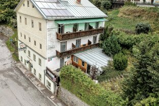 Pension / Hotel / Kurhaus / Apartmenthaus / Restaurant sowie Baugrundstück - VIDEO