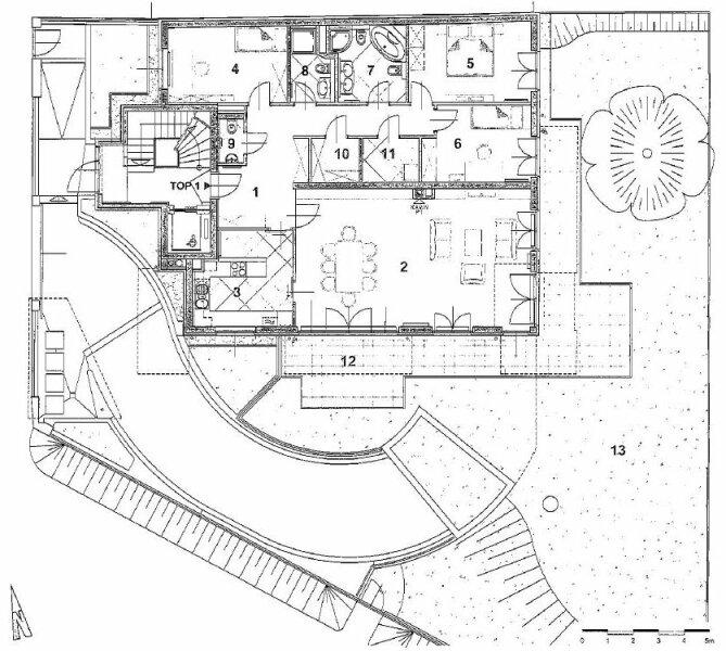 ** neu **  eklusive Wohnung in bester Lage des 18ten Bezirk mit imposantem Eigengarten /  / 1180Wien / Bild 3