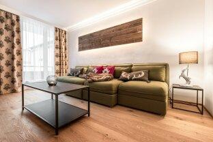 Stilvoll renovierte Wohnung mit Freizeitwohnsitzwidmung