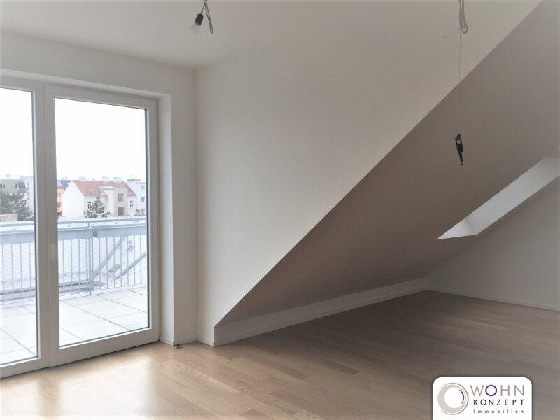 Moderner Dacherstbezug mit Terrasse + Dachterrasse in 1210 Wien /  / 1210Wien / Bild 4