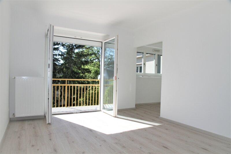U4 Hietzing/Schönbrunn! 2 Zimmer mit Balkon - Grünblick! Erstbezug nach Generalsanierung!