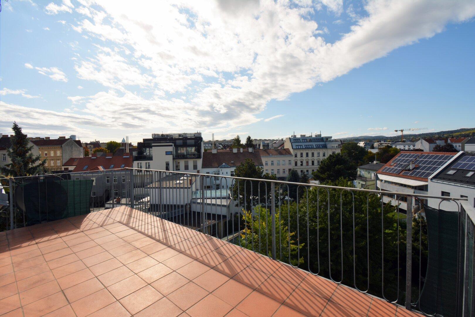 Weitblick - Balkon / Terrasse