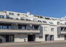 Provisionsfrei mieten!!! Gewerbefläche in Edelrohbau plus 6 Monate mietfrei mit Terrasse und Loggia  - Ideal für Büro - Garagenplätze vorhanden, 02