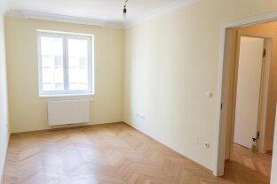 Absolute Ruhelage, Nähe STADTPARK U4, 59 m2 Eigentumswohnung, ERSTBEZUG nach Sanierung!