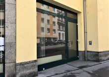 Nähe Augarten | Büro-/Geschäftslokal