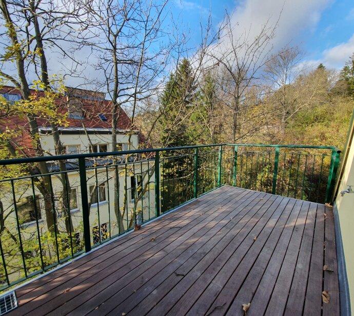Wunderschöner Terrassen Erstbezug mit herrlichem Grünblick - Nahe Neustift am Walde