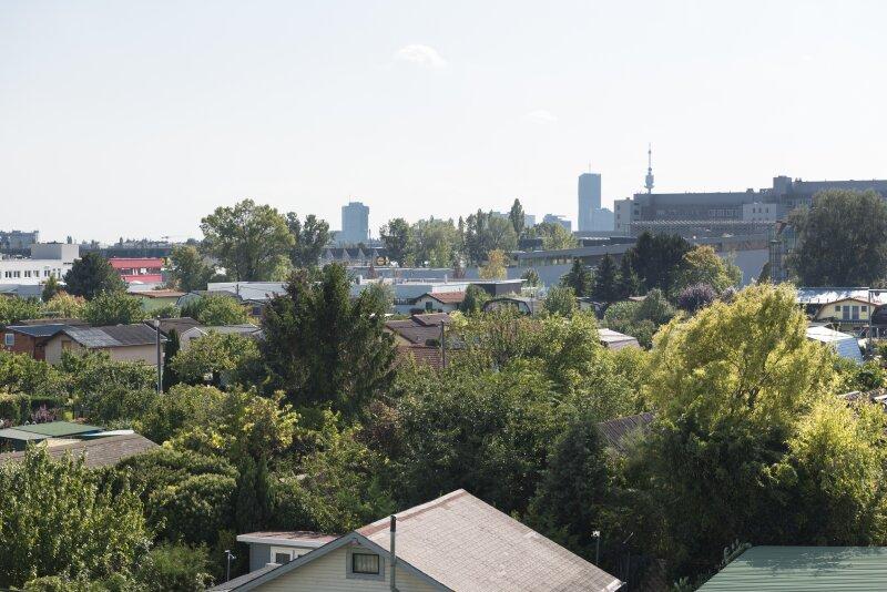 WOHNEN MIT WEITBLICK - Urbanes Wohnen mit Grünblick - PROVISIONSFREI /  / 1210Wien / Bild 0