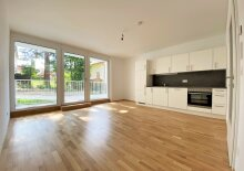Anlegerwohnung im Villenviertel von Bad Vöslau   4 Zimmer Wohnung mit Loggia & Terrasse (EG)   Hügelgasse