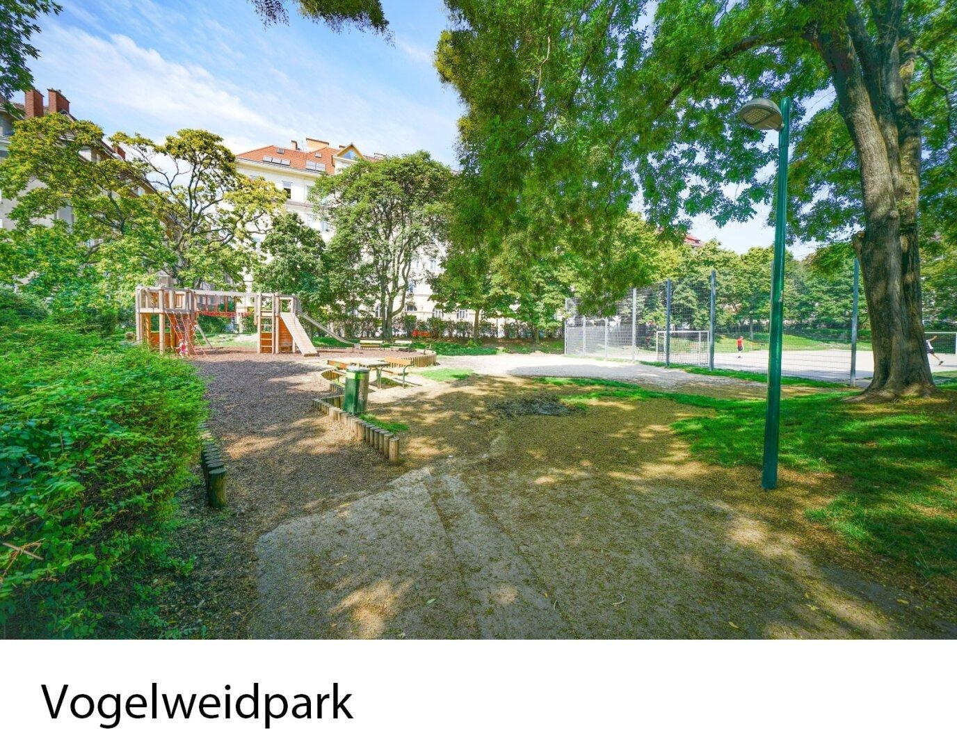 Nahe Vogelweidpark
