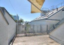 Sonniges Wohnen mit großer Terrasse und Weitblick, nähe Mariahilferstraße