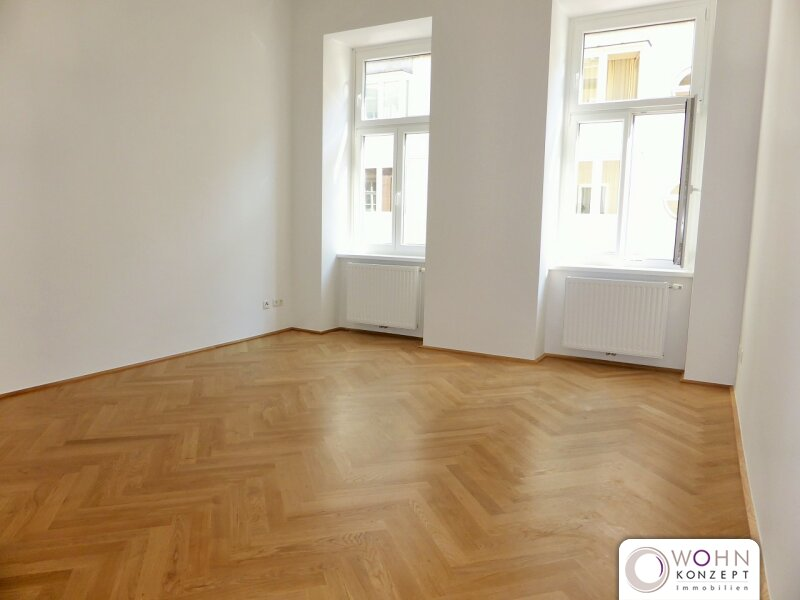 Erstbezug: unbefristeter 71m² Altbau mit Einbauküche - 1020 Wien /  / 1020Wien / Bild 2