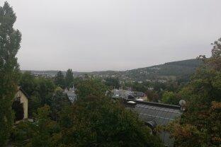 Helle freundliche 4-Zimmer Wohnung mit Blick auf den Wienerwald