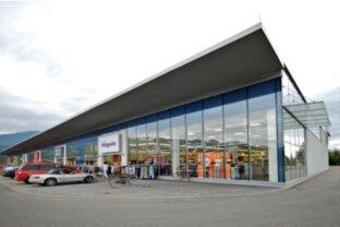 Geräumige, perfekt geschnittene Geschäftsfläche im FMZ Wolfsberg zu vermieten