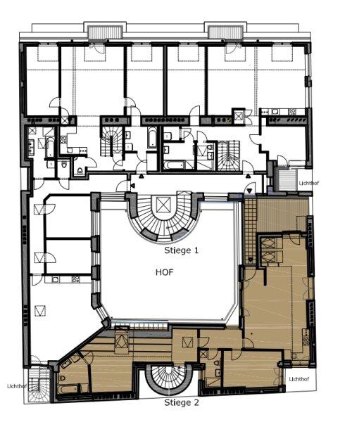 ++NEU++ DG-Erstbezug, wunderschönes Haus!, große Wohnküche! /  / 1020Wien / Bild 18
