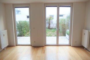 3-Zimmer Neubaumaisonette mit Terrasse und Garten in Ruhelage Nähe Linzer Straße