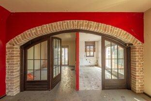 bewilligtes Doppelhaus-Projekt in Essling