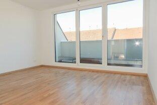 Hell und luxuriös! 2-Zimmer DG-Wohnung mit Terrasse!