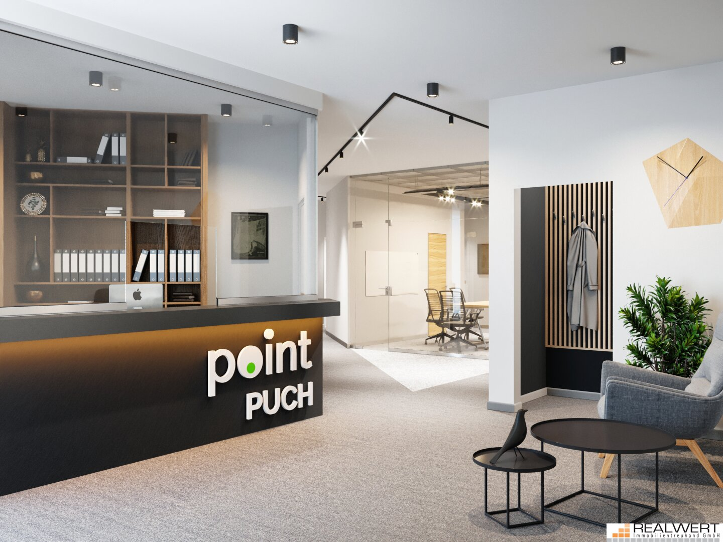 point PUCH - Beispiel Office - Ordination