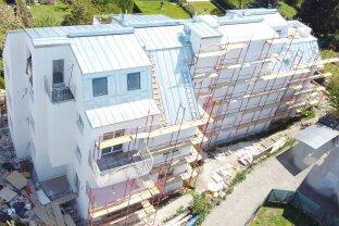 Erstbezug: Eigentumswohnung mit Eigengarten und Terrrasse in unmittelbarer Nähe zu U1 Leopoldau