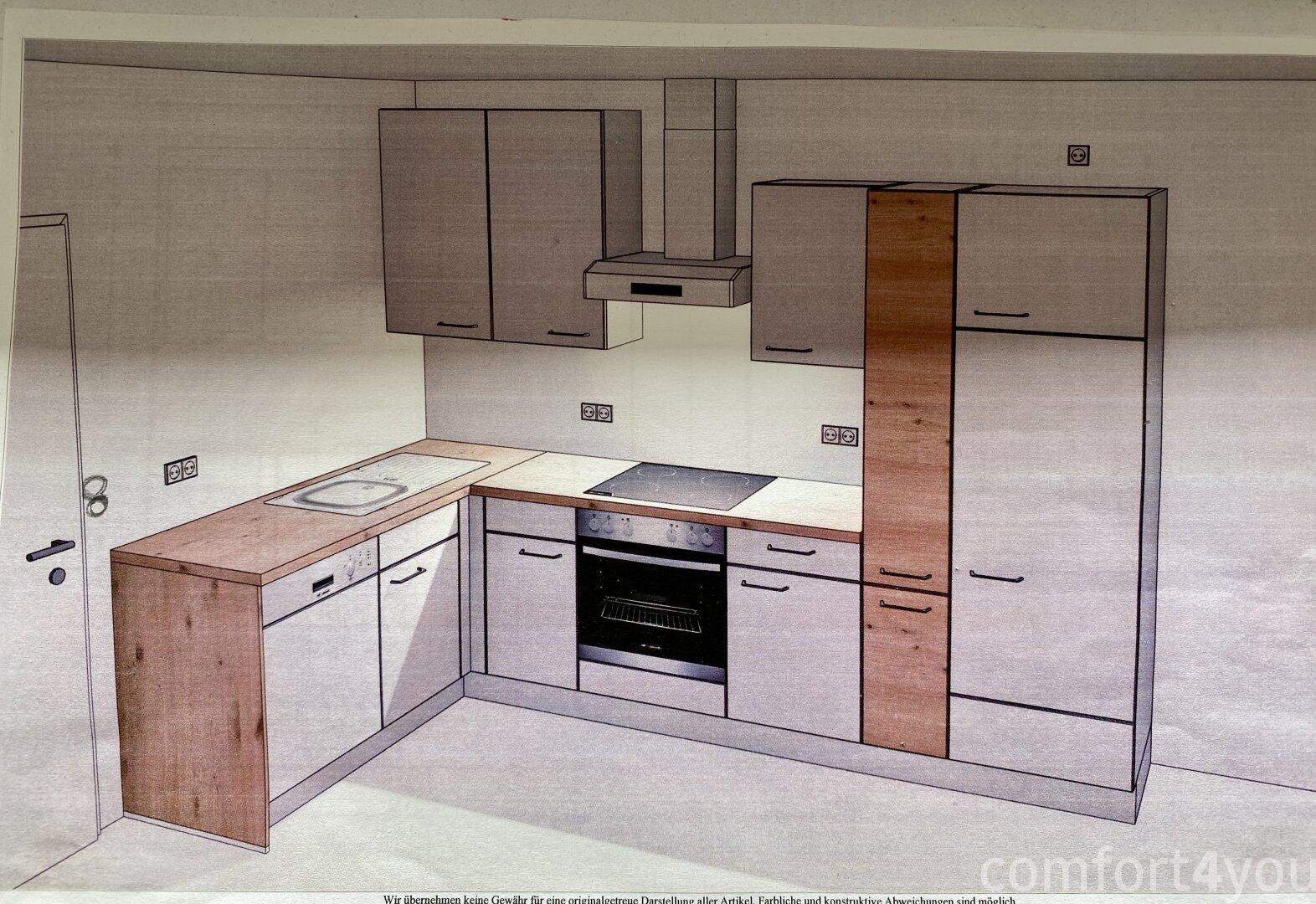 Modellbild Küche