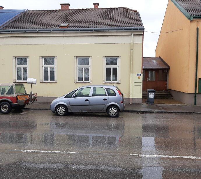 HAUS mit 1000 m² GARTEN