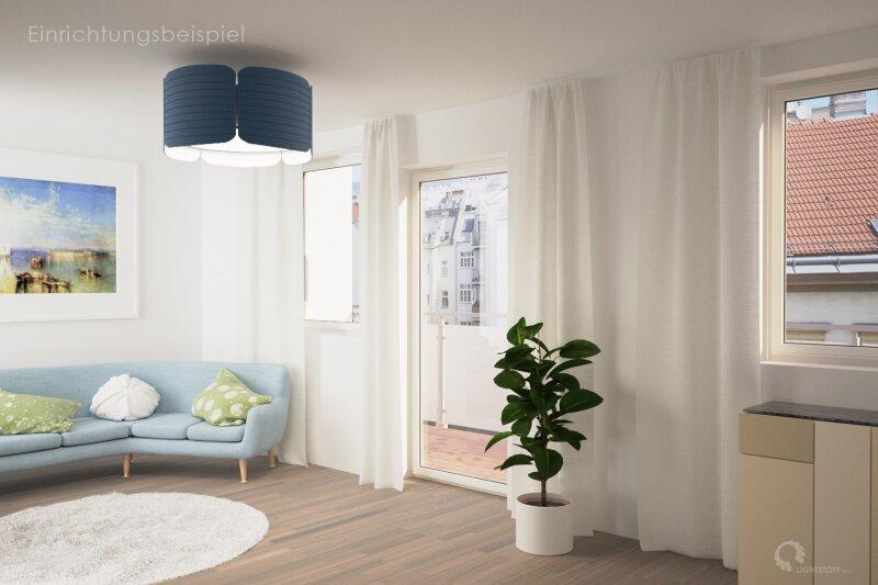 Altbau/Neubau mit Balkon und Terrasse - ERSTBEZUG /  / 1100Wien / Bild 0