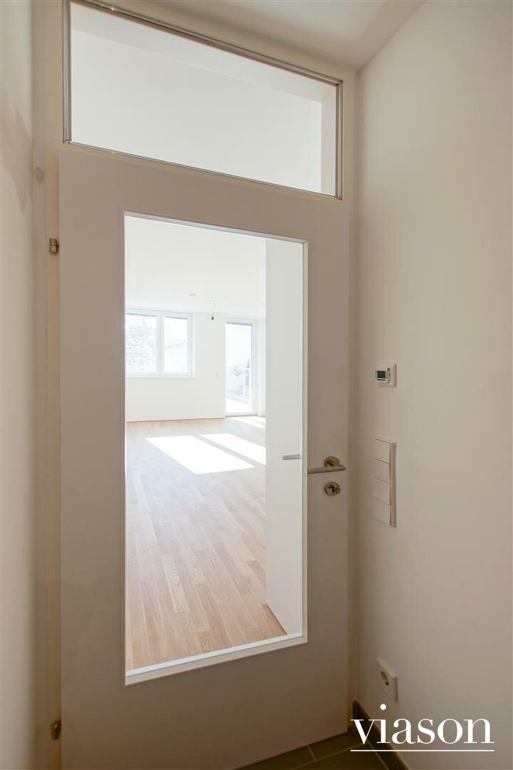 Türe Vorzimmer Wohnzimmer