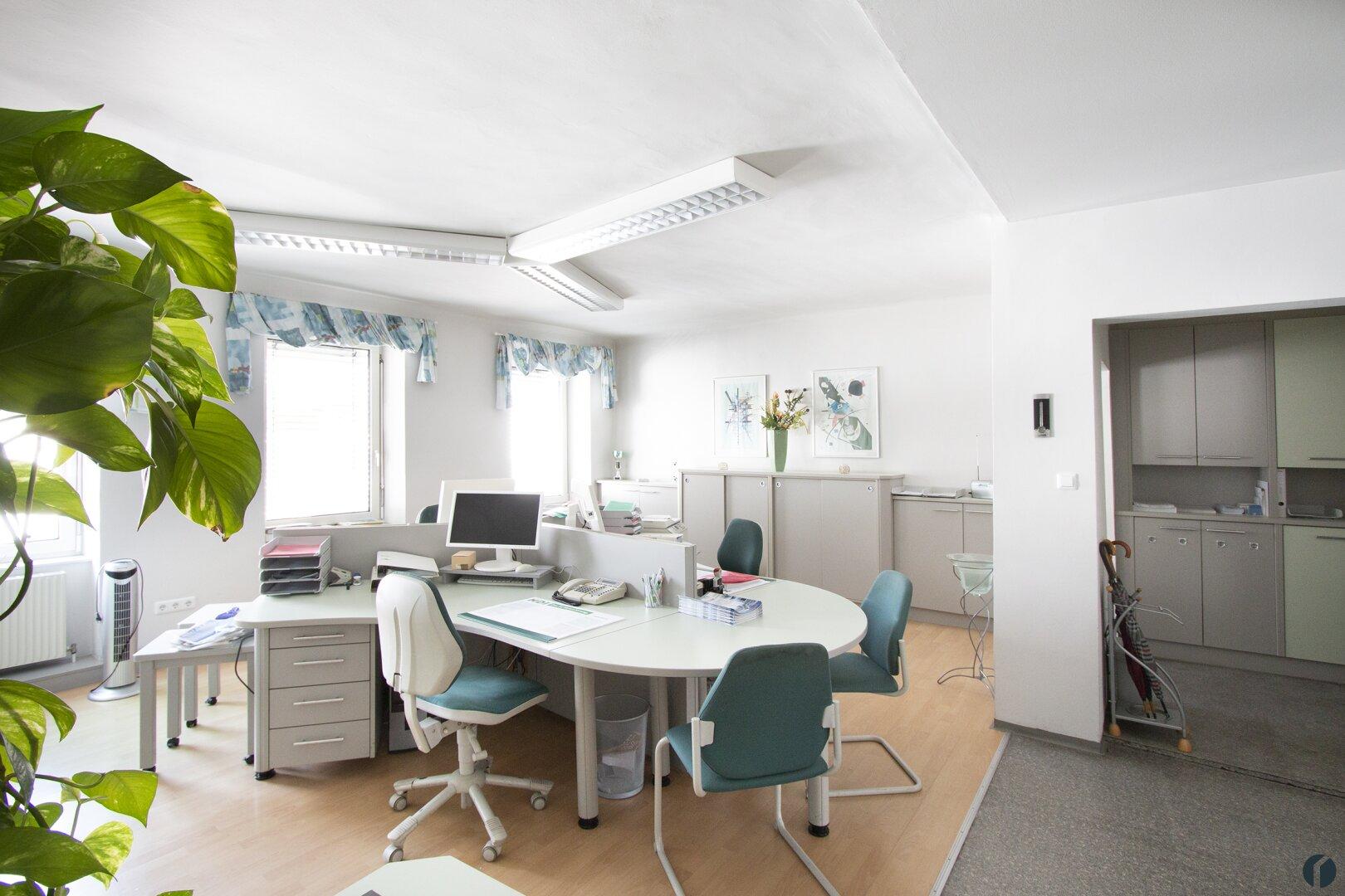 Büro 1 - Fotos von letzter Vermietung