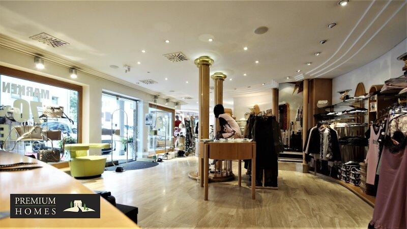 MAYRHOFEN im Zillertal - Verkaufsfläche/Geschäftsfläche in Zentrumslage-Innenansicht