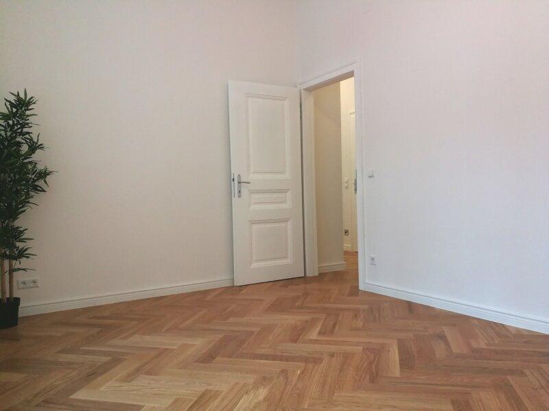 RUHIGER und HELLER  ERSTBEZUG - 1080 Wien - 3 Zimmer - DESIGNERKÜCHE - U-Bahn Nähe - SMARTHOME - ALLE ZIMMER HOFSEITIG /  / 1080Wien / Bild 1