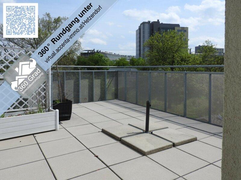 moderne Neubauwohnung mit großer Terrasse und Garage /  / 1120Wien / Bild 0
