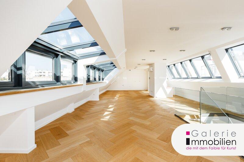 Luxusmaisonette mit großen Terrassen beim Rochusmarkt - Erstbezug Objekt_35004