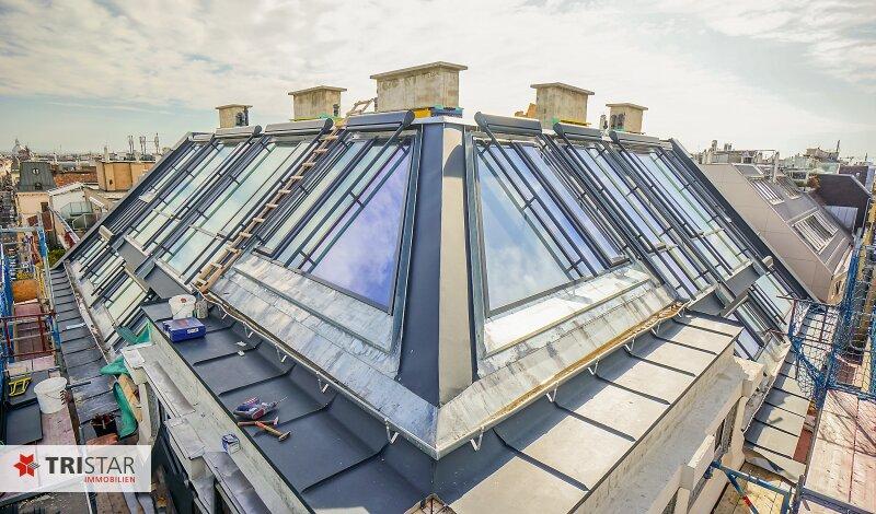 NEU! ++ 1070 Wien ++ 3 Exklusive Dachgeschosswohnungen mit Panoramablick (Top 16) ++ /  / 1070Wien / Bild 2