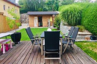 Traumhaftes Appartement mit Garten, tolle Lage, niedrige Betriebskosten!