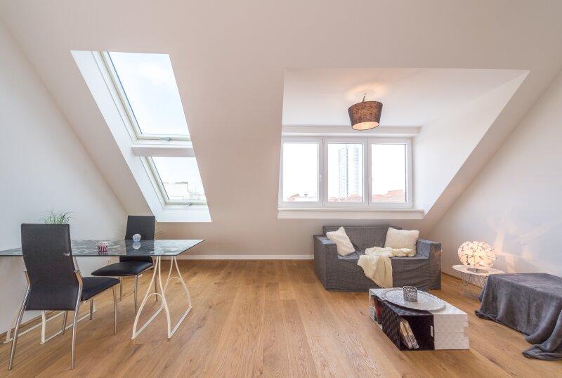 ++NEU** 3-Zimmer DG-Maisonette, ERSTBEZUG mit Terrasse, sehr gutes Preis-Leistungsverhältnis!! /  / 1200Wien / Bild 9