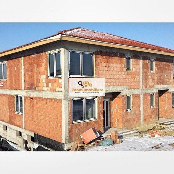 Duplex, 180Mp utili, 80Mp teren, semifinisat, Cartier Borhanci