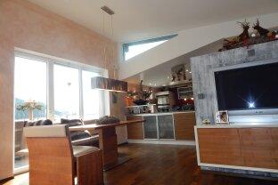 *VERKAUFT* 102m² mit sonniger Dachterrasse + Panorama...