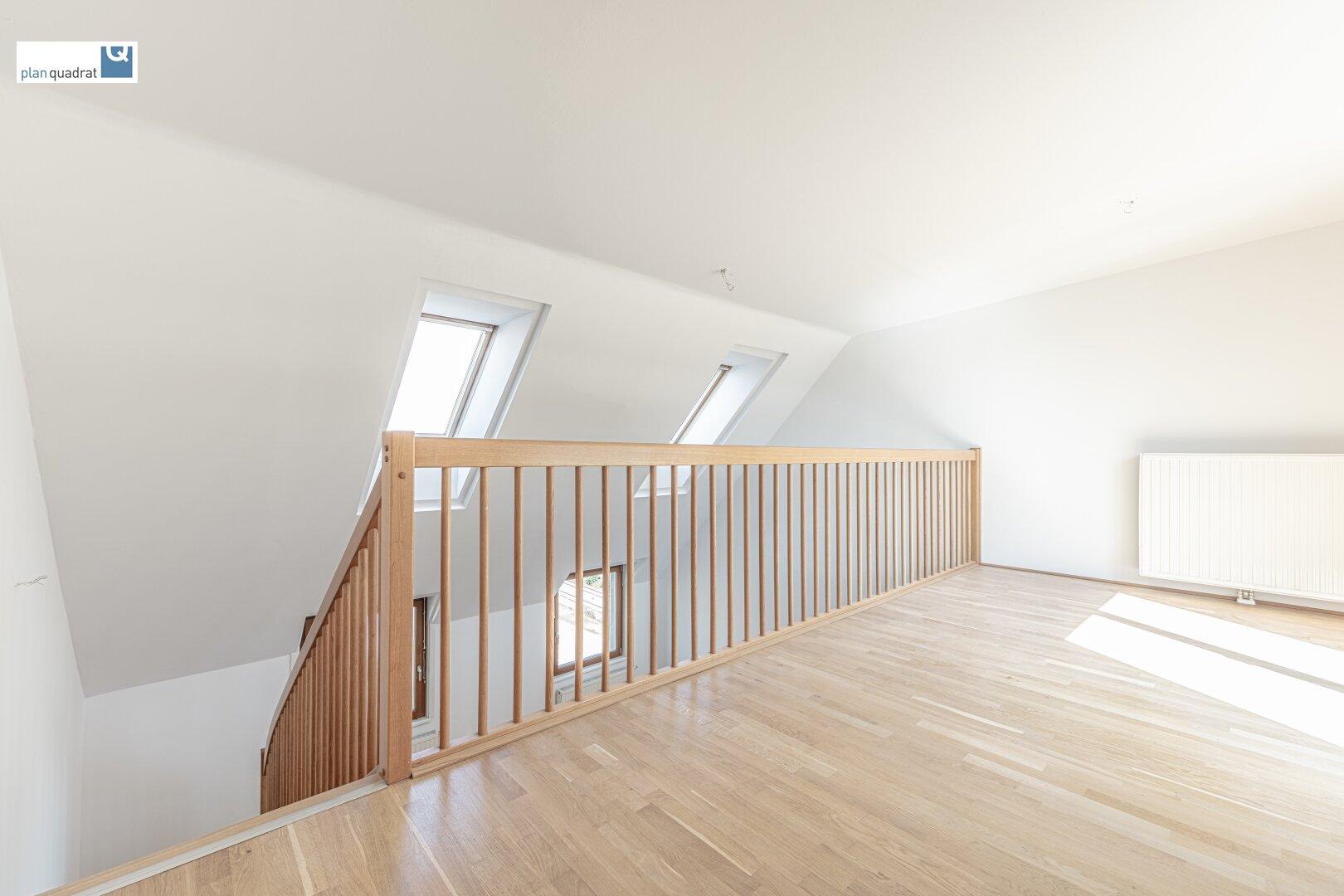 Galerie (ca. 14,70 m²)