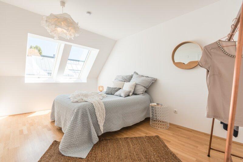 ++NEU++ Hochwertiger 3-Zimmer Erstbezug, DG-Maisonette, tolle Aufteilung! toller Ausblick!! ++VIDEOBESICHTIGUNG++ /  / 1200Wien / Bild 1