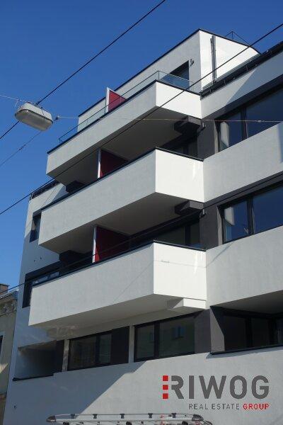 3 Zimmer - modern designed und perfekt geplant - mit 2 Balkone
