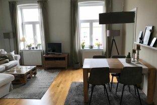 TOP sanierte 2-Zimmer-Wohnung zentrumsnah,  mit Gartenmitbenützung!